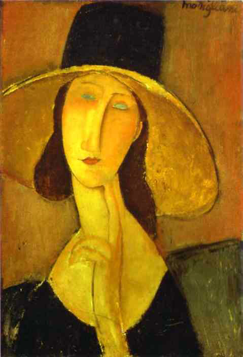 Portrait of Woman in Hat.jpg