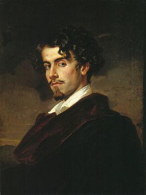 غوسطافـو أَدولفــو بيكيــرGustavo Adolfo Becquer - اسبانيا - 1836 - 1870.jpg
